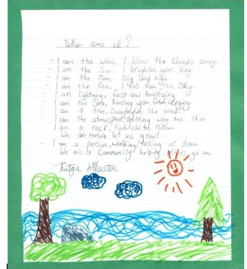 Katya's Poem