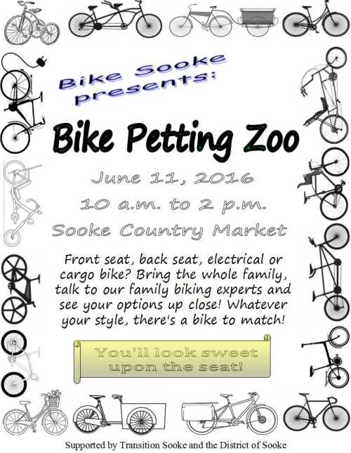 Bike Petting Zoo