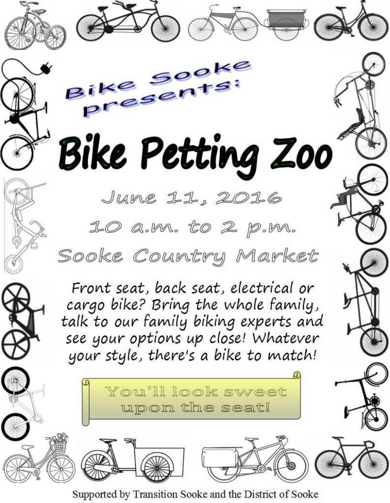 Bike Petting Zoo